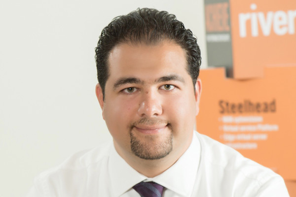 Taj Elkhayat, Regional Vice President, Middle East and Africa at Riverbed Technology