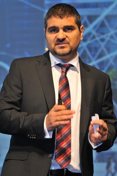 Farid Al Sabagh, MD & VP, Fujitsu ME