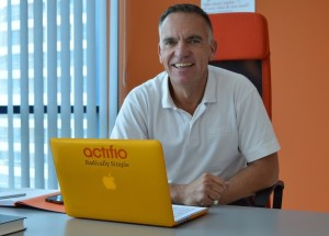 Grant Amos General Manager-MEA at Actifio