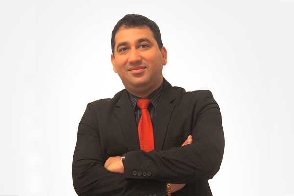 Niranj Sangal, Group CEO, OMA Emirates-Solution Gulf .