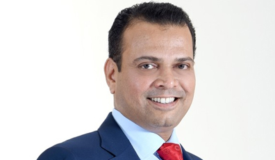 Mohammed Areff, Vice President, Middle East, Africa, and Turkey, Avaya