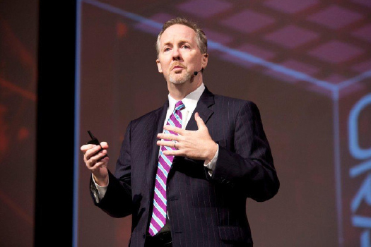 Bob Evans, Senior VP and Chief Communications Officer, Oracle
