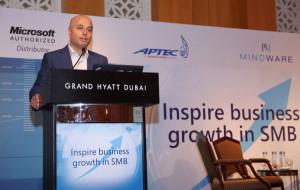 Samer Abu Ltaif, Regional General Manager, Microsoft Gulf
