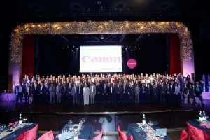 Canon's Partner Conference 2015