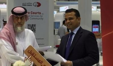 Dubai Court Signs Avaya