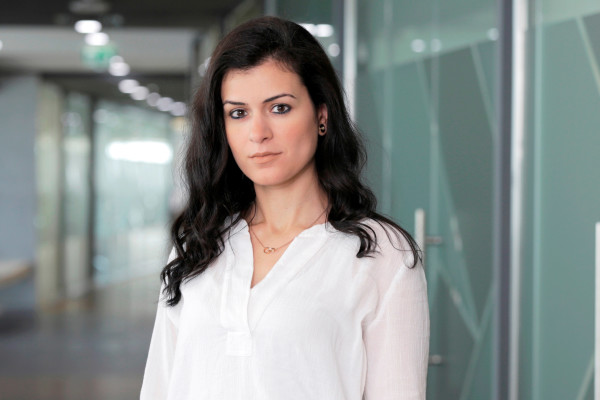Dr. Najwa Aaraj - Vice President of Special Projects