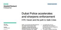Dubai Police accelerates and sharpens enforcement