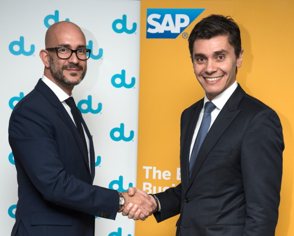 du and SAP launch Cloud Services in UAE_Image2