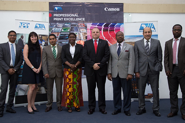 Canon and Invest in Africa joins hands