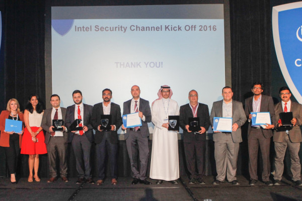 Intel Security Channel Awards 2016