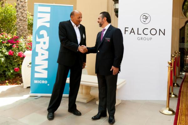 Aptec - Falcon partnership