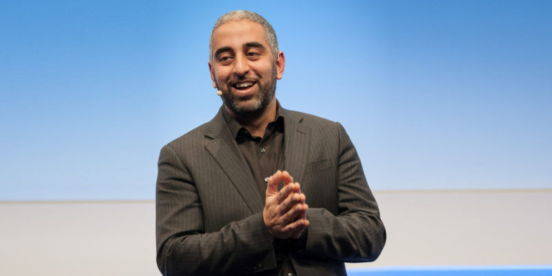 Raj Samani, VP, CTO, EMEA at Intel Sec