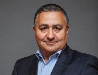 Habib Mahakian- VP Gulf & Pakistan