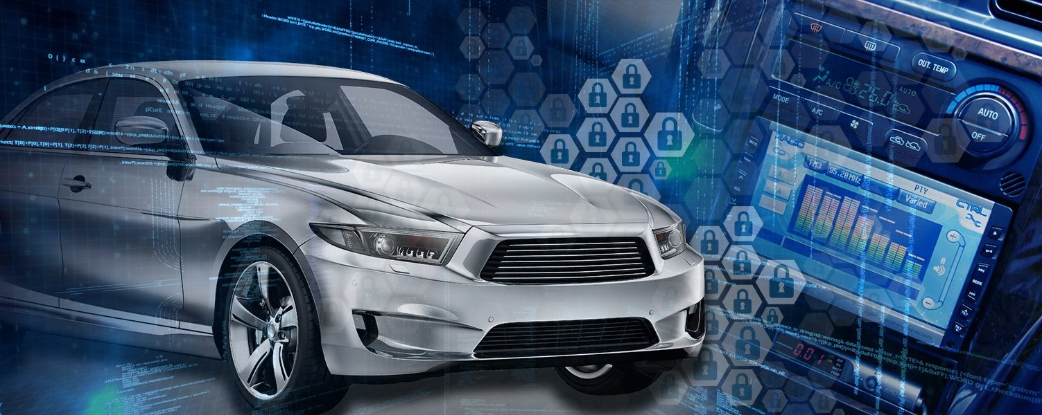 connected cars, security