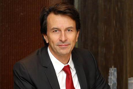 Patrice Perche, Fortinet