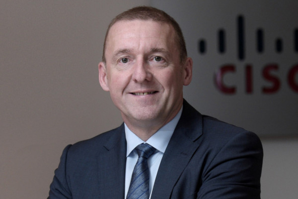 Mike Weston, Cisco Middle East