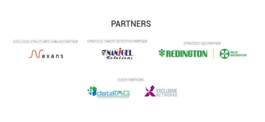 Data Centre Build Partners