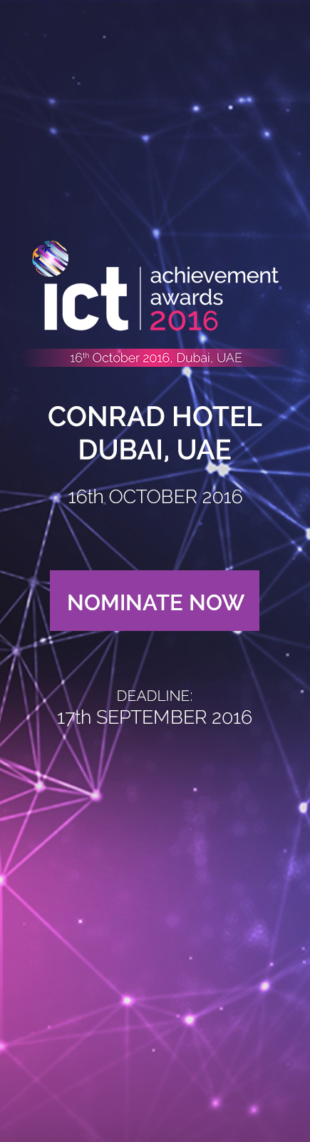 ICT Achievement Awards 2016 Nomination