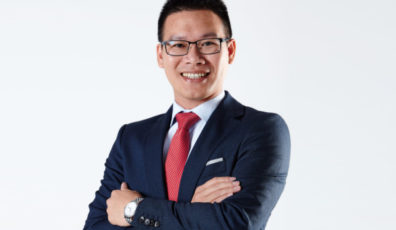 Portrait shots of Denny Liang (Vice President of TP-Link, Middle East & Africa)  for Channel Middle East taken on the 11th of August 2015 at the ITP Studio, Dubai,  United Arab Emirates, (Photo by Sharon Haridas /ITP Images)