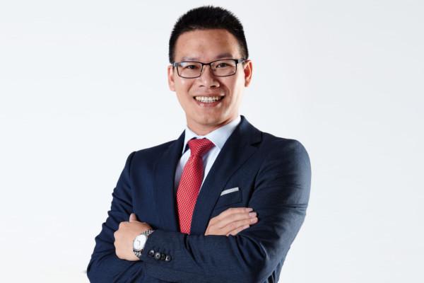 Denny Liang, TP-Link GITEX