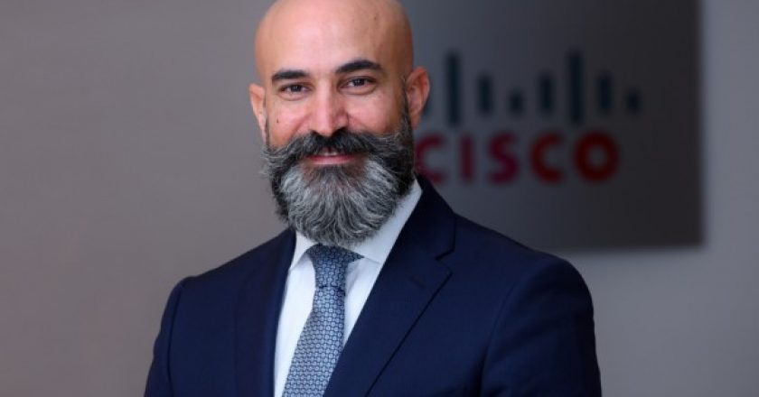 Shukri Eid, Cisco Middle East