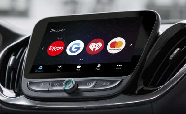 GM OnStar Go taps IBM Watson for in-car marketing