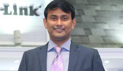 Sakkeer Hussain, D-Link Middle East