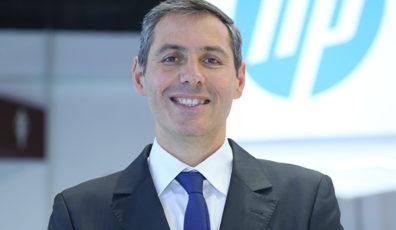 Stephane Rogier, HP Middle East