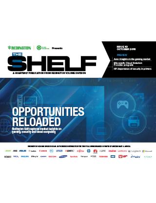 Redington Volume Distribution | The Shelf | Issue 10 | October 2016