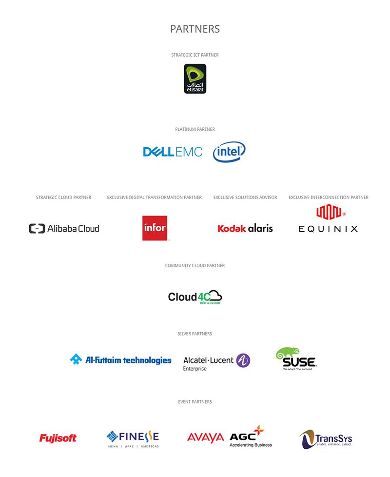 CIO 100 2017 Partners