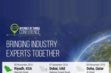 Internet of things conference 2016