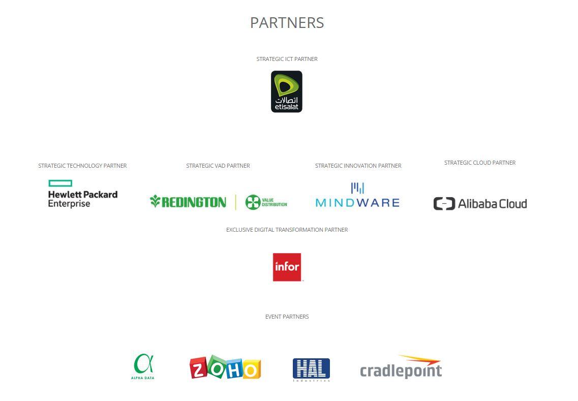 IOT World 2016 Partners