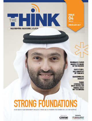 The Think | Issue 4 | Volume 2 | February 2017 | Strong Foundations | Fujairah E-Government enlists Think SS to power the emirate's ICT initiatives