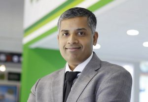 Ramkumar Balakrishnan, President, Redington Value