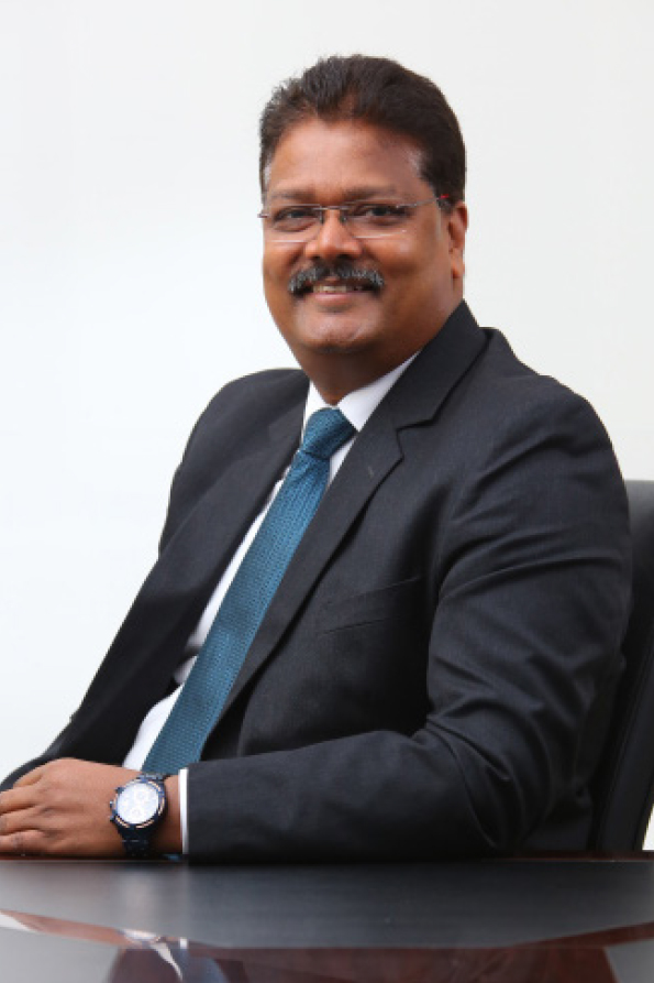 Surendra Shetty, UAE Exchange