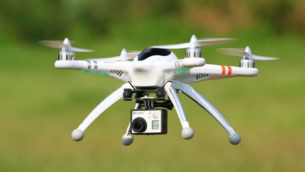 The UAE's Ministry of Interior is mulling the use of drone tracking devices
