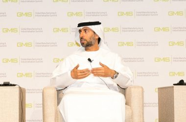UAE minister of energy Suhail Al Mazroui