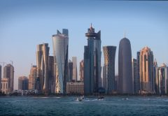 Qatari websites and TV channels were temporarily unblocked due to a technical glitch on Monday, according to a Saudi royal adviser