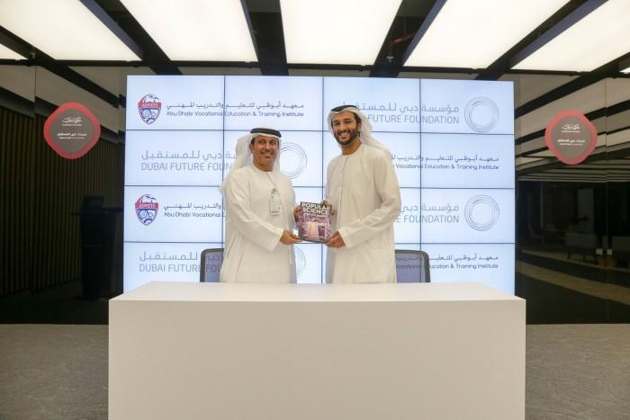 Dubai Future Foundation to promote future-centric knowledge