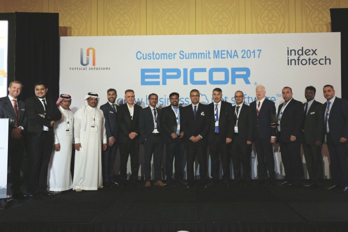 Epicor announces ME Customer Excellence Awards winners
