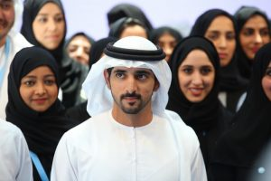 HH Sheikh Hamdan bin Mohammed bin Rashid Al Maktoum