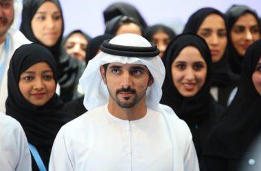 His Highness Sheikh Hamdan bin Mohammed bin Rashid Al Maktoum