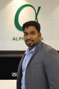 Biju Bhaskaran Alpha Data
