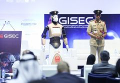 Khalid Nasser Al Razooqi, Dubai Police's director-general of Smart Services