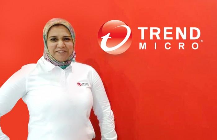 Noura Hassan, Trend Micro