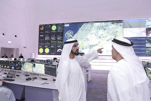 HH Sheikh Mohammed bin Rashid Al Maktoum, vice president of the UAE and ruler of Dubai