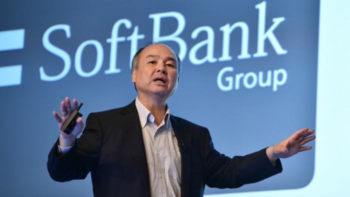 SoftBank buys $4 billion stake in Nvidia