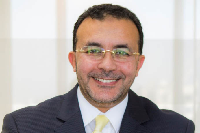 Ayman Al Bayaa, STME CEO
