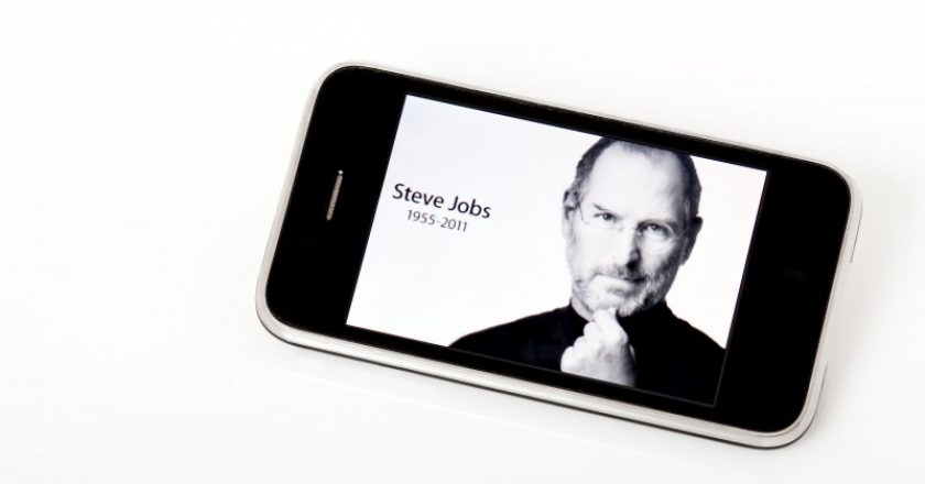 Steve Jobs' passion to build the iPhone was allegedly fuelled by a rivalry with Microsoft