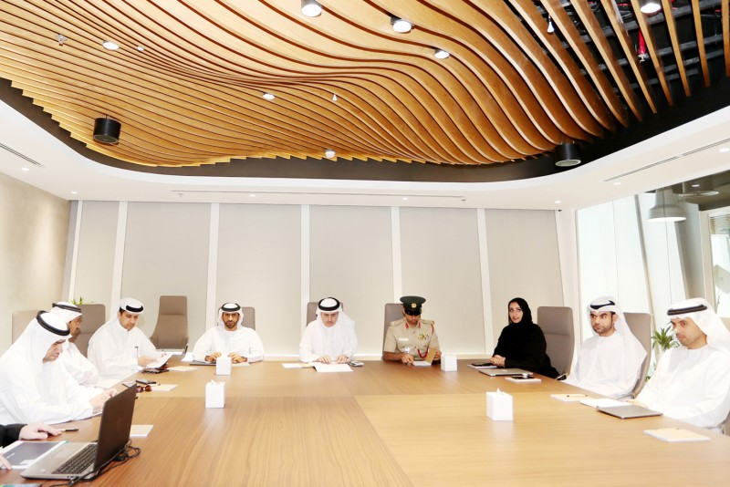 The 10th Smart Dubai board meeting